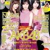 BOMB! 2017年12月号に横山玲奈さんと森戸知沙希さんのグラビア掲載!