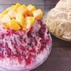 【台湾】澎湖(ポンフー)風茹牛奶冰とマンゴー&サボテンかき氷「家竹黒砂糖冰」