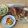 【千歳】ドレモルタオのパンを買ってきた!半熟煮卵とパンのランチ〜