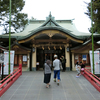 須賀神社(新宿区/四谷)への参拝と御朱印