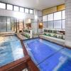 子供用プールが珍しい。ユートピア白玉温泉
