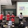 2021/03/12 系列校の北海道科学大学高校との高大連携教育授業を行いました。