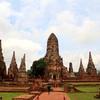 当たり前をぶっ壊す。。タイ旅行  ~part6...圧巻アユタヤ遺跡~