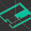 OpenSCADによる3Dプリンタモデルの設計