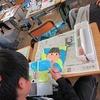 6年生:図工 自画像を描く