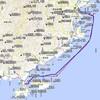 紀伊半島最南端、串本港にやってきました