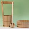 地鎮祭で使うなら本物の木製桶を使おう 手締めの箍(たが)です