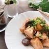 鶏胸肉とじゃがいものソース炒め【#鶏胸肉 #じゃがいも #ソース #レシピ #簡単】