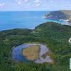 油井の池( 島根県隠岐島)