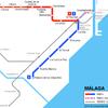 スペイン、マラガの地下鉄は日本人もびっくりするくらい綺麗で厳しかった