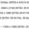 EOS M6 IIは24P非搭載だった件