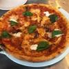 シンガポールの美味しい イタリアン・レストラン JAMIE OLIVER で昼食。自家製生パスタのお店です。ピザ・マルガリータもおススメ。
