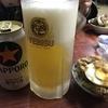 ラーメン富士丸 神谷本店『ビール 富士丸ラーメン アブラ』