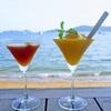 マンゴーの季節!フローズンマンゴーマルガリータを海辺で@アオヨンビーチ プーケット