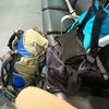 XJ601→DD8414乗ってタイ(ピサヌローク)に帰ってきました。