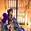 コスプレ撮影 「ラブライブ!」東條希 正月 和服/着物 (覚醒後)