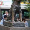 4月21日 渋谷ハチ公像除幕式