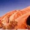 毎日更新 1983年 バックトゥザ 昭和58年8月7日 オーストラリア一周 バイク旅 44日目 23歳 天長地久 岩山周回 有給休暇 家族旅行 斬新教育ヤマハXS250  ワーキングホリデー ワーホリ  タイムスリップブログ シンクロ 終活