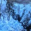 氷柱や氷瀑を見に冬の秩父に行ってきた