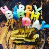 Happy Birthday To Me!感謝のモロフィフ記念日は満月だった