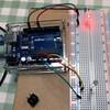 Arduinoで光センサー(CdSセル)スイッチを使う