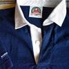 エイジングも魅力のタフなブランド。BARBARIAN(バーバリアン)のラガーシャツ