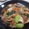 餃子の王将9月限定「カリッと焼麺 あんかけ焼きそば」食べたおー!