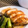 お料理によって鶏肉の部位も変わるんだ、鶏むね肉の照り焼き