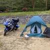 【できるだけ安く】バイクでソロキャンプに行く時のおすすめ道具【2020年6月】