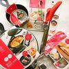 使いやすくオシャレで人気のキッチングッズ「オークス」レイエ&ウチクックシリーズ