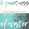 Evans / Fernández / Gustafsson - A Quietness of Water