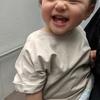 1歳と20日 託児所で泣かなくなった