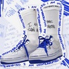 "【10月10日(木)発売】スニーカー抽選情報  ""UNINTERRUPTED × NIKE AIR FORCE 1 LAPIS BLUE (CQ0494-100)"""