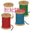 生地に合わせた針と糸選びの重要性。仕上がりにもミシンの寿命にも影響します。