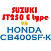 【SUZUKI ST250E】教習車との差は?免許取得から1週間の感想。