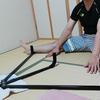 開脚のやり方 レッグストレッチャーを利用した効果的な練習方法!