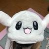 韓国で大流行りのウサギ~耳が動くウサギ