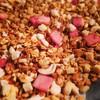 ホリエモングラノーラ改の作り方 グラノーラはどんな食事にだって合わせられます。