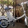「ばあさんの自転車奮闘記」11月10日