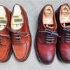 【愛用品】ゴツい靴 比較「J.M.ウエストン ゴルフ vs ジョセフチーニー ケンゴン」