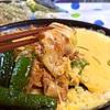 豚キムチのチーズタッカルビ定食