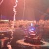 『ファンタズミック』ポルト・パラディーゾ・サイド スーペリアルーム  ピアッツァグランドビューからの眺め ~Disney旅行記・2016年9月(ノД`)【23】