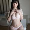 メイリ【B90 Iカップ色白美肌爆乳グラドルの水着画像】(26)