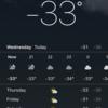 バンクーバーからイエローナイフへ|気温差マイナス40度!極寒の1月