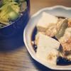 とろとろ湯豆腐 ♡ お水に対して 重曹 を1%加えるだけ♪♪