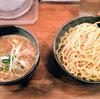 「京都千丸 麺屋しゃかりき」の濃厚魚介つけそばを食べる