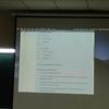 Nguyên lý ngôn ngữ lập trình 12回目