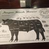 The Angus steak house