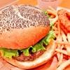 大満足★肉厚本格ハンバーガーを梅田で食す!!