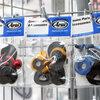 アライヘルメット GP6シリーズ用シールドネジ